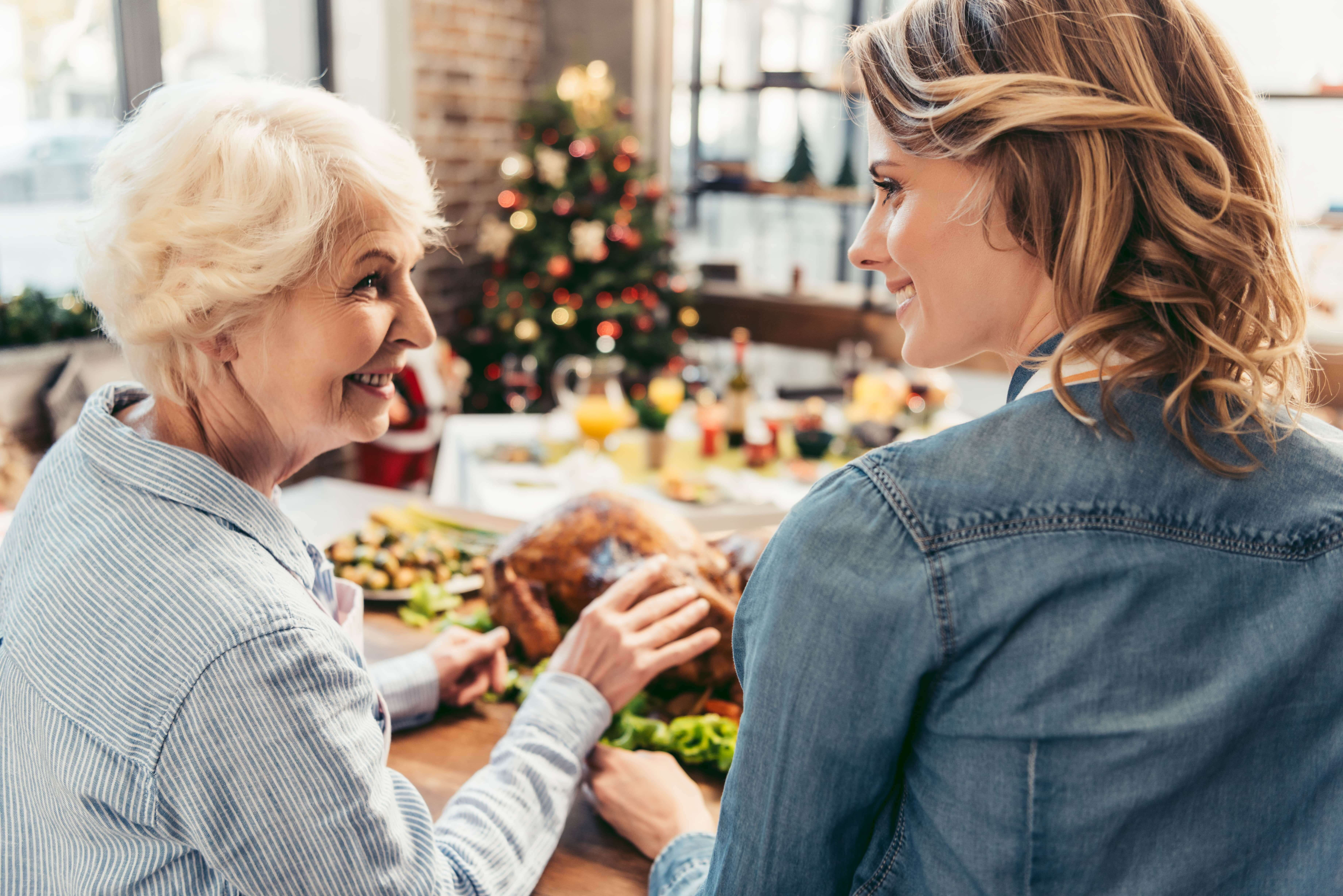 A Holiday Checklist for Adults with Aging Parents